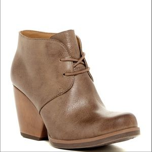 Korks Ease Roana Ankle Booties Shoes 7.5